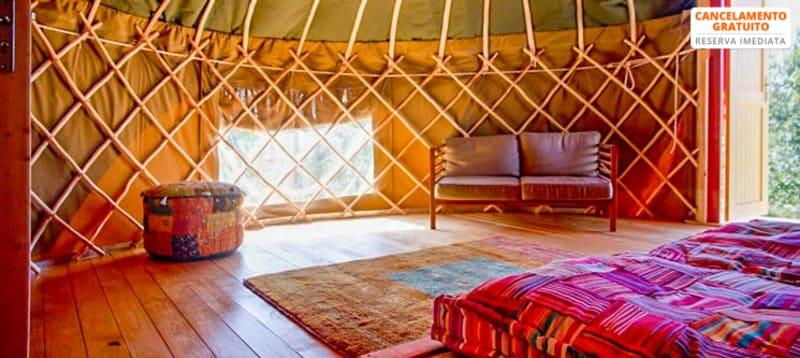 Quinta de São José dos Montes - Tomar | Estadia em Yurts
