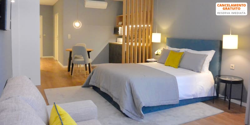 Porto Dália by LF Apartments - Porto | Estadia Romântica em Apartamento Estúdio