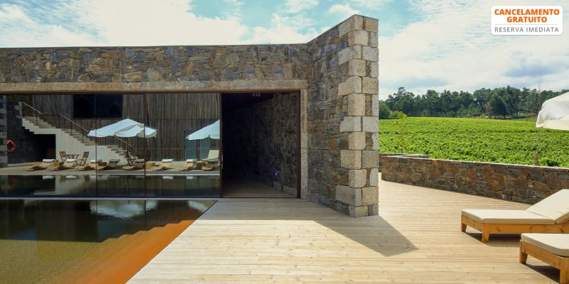 Monverde Wine Experience Hotel 4*- Amarante | Estadia & Spa Romântica no Norte do País