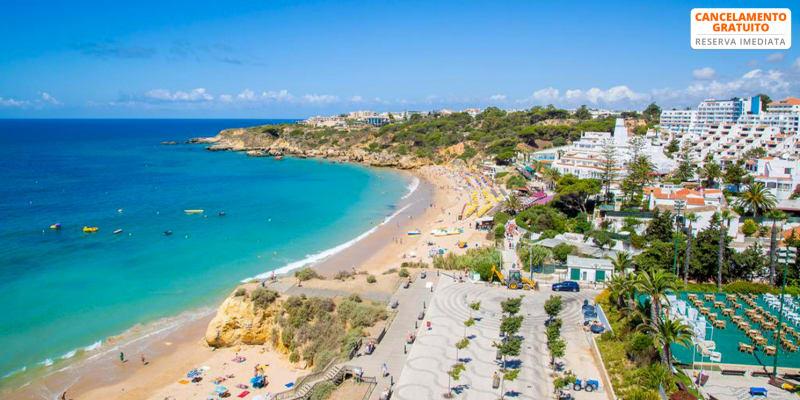 Muthu Clube Praia da Oura 4* - Albufeira | Estadia à Beira-Mar em Apartamento c/ opção Meia-Pensão