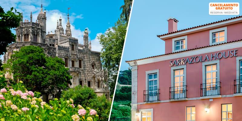 Sarrazola House - Sintra | Estadia em Família com Opção Entradas na Quinta da Regaleira e no Palácio da Pena