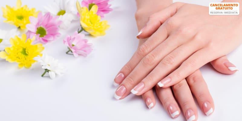 Unhas Saudáveis de Imersão em Pó! Técnica Avançada Signature Nail Systems | Algés