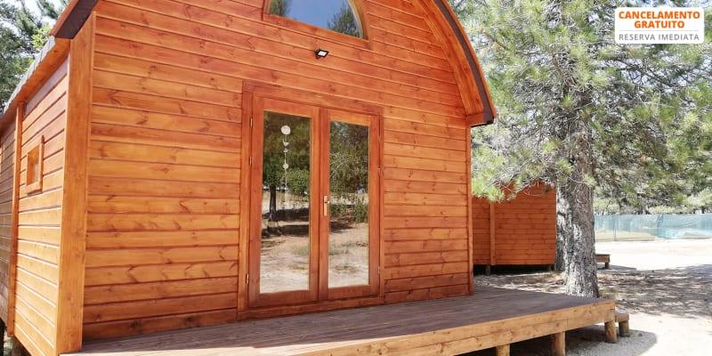 Vale do Rossim Eco Resort - Serra da Estrela | Estadia em Chalet para até 6 Pessoas e Opção Jantar