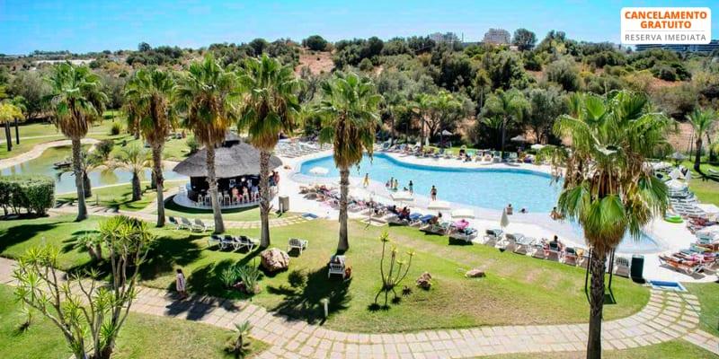 Yellow Alvor Garden 4* - Algarve | Estadia Em Família Com Tudo Incluído