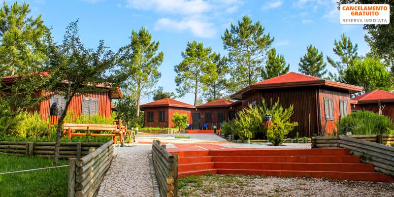 Parque Ambiental do Alambre - Arrábida   Estadia em Bungalow