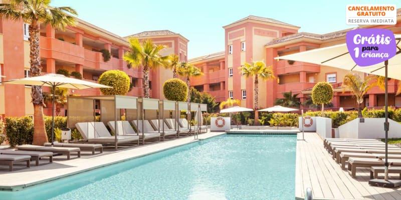 Ama Islantilla Resort 4* - Espanha | Férias em Família Junto à Praia com Opção Meia-Pensão
