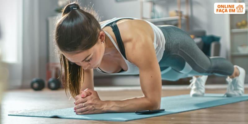 Treino Online em Directo para Emagrecimento e Definição Muscular - 45 Min | A Minha PT