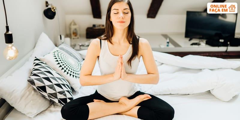 Aula Online em Directo - 1h | Introdução à Meditação Mindfulness com o instrutor Filipe Raposo!