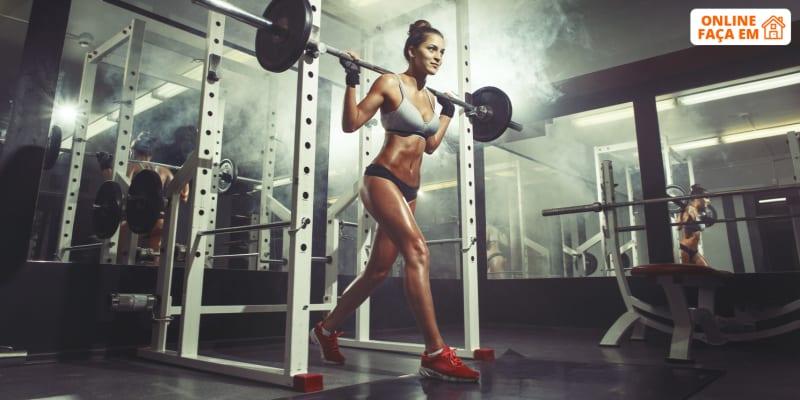 Aula de Weightlifting Online em Directo - 1h | XXI CROSSFIT®