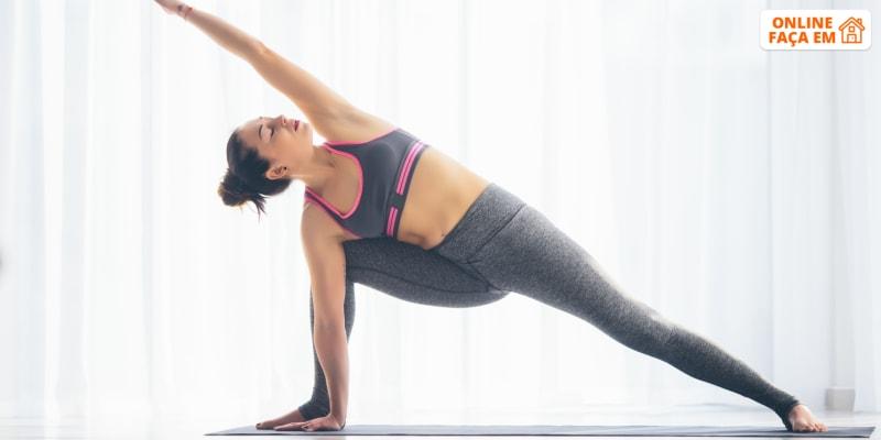 Aula de Yoga Online em Directo - 1h | Flow Gym