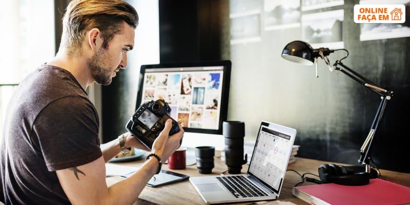 Aula de Fotografia Online em Directo - 1h | Torne o Seu Hobby em Algo Mais Profissional! Luz do Deserto