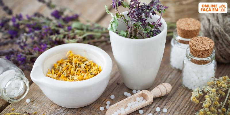 Curso Online de Homeopatia | Sociedade Digital