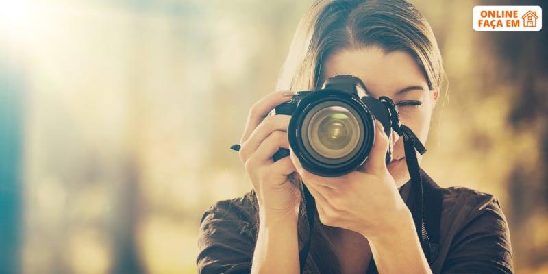 Aula de Fotografia em Grupo Online em Directo - 1h   Aprender a Usar a Máquina Fotográfica! Luz do Deserto