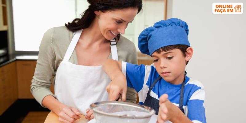 Workshop Online com a Chef Joana Byscaia - Cozinha para Pais & Filhos | Petit Chef