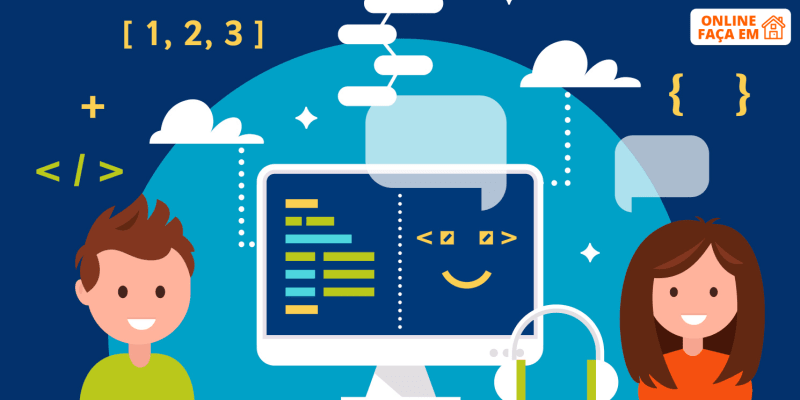 Curso Online de Programação Para Adolescentes | Introdução ao Java Script | Teckies