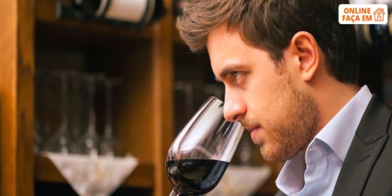 Para os Apreciadores de Vinho: Curso Online Enologia | Sociedade Digital
