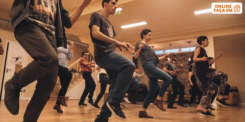 Aula de Dança Solo Jazz Online em Directo - 1h   Little Big Apple