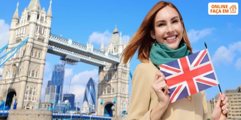 Curso de Inglês Online - Aprenda Inglês em apenas 10 Minutos + Certificado + Tutor Pessoal | 240 horas | iCursea