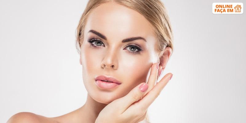 Consulta Online de Dermocosmética - 1 Hora   Lia Cardoso Make Up