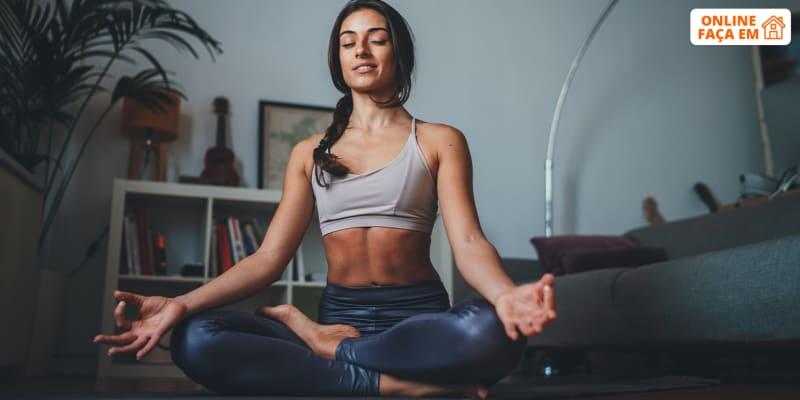 Aula de Lu Jong Online em Directo - 1h15 | Yoga Terapéutico Tibetano | Vânia Sousa Yoga