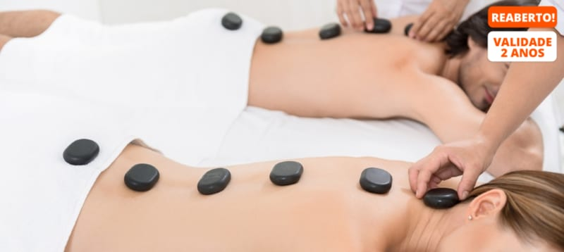 Spa Luxury a Dois! Thermo Fit & Massagem G Stone by GSpa By Altis Grand Hotel 5*