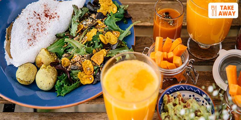 Take-Away! Brunch Tradicional para Dois   The Food For Real - Alcântara