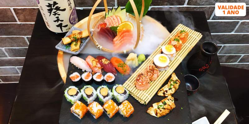 Rodízio de Sushi para Dois na Baixa Lisboeta | Sushi Korner