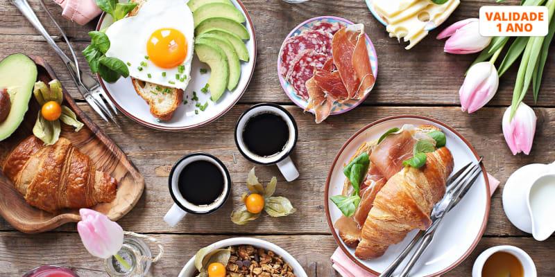 Brunch a Dois com Café Orgânico - Cheque Gourmet 20€ | Esquires Coffee - Porto