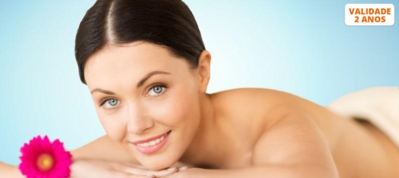 O Seu Momento: Massagem à Escolha | 40 Minutos | Av. Roma