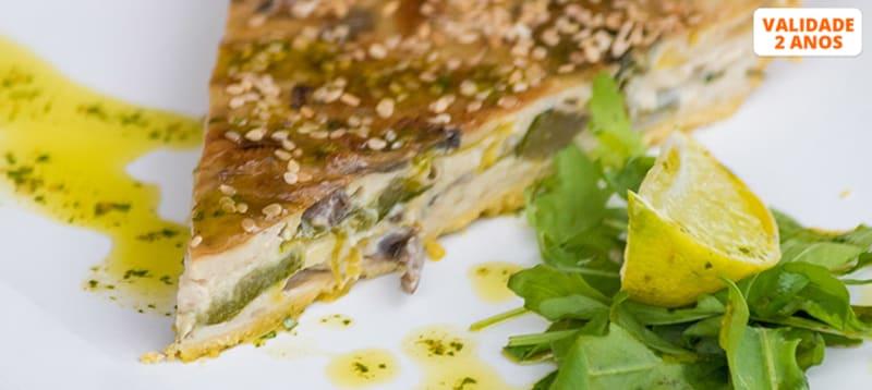 Menu Vegetariano & Biológico na Loja da Horta - Biofrade   2 Pessoas   3 Locais à Escolha