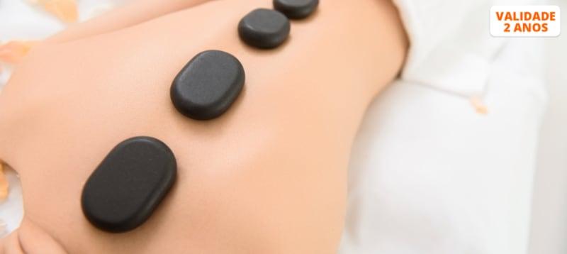 Geotermal ou Aromaterapia? Massagem Localizada ou Corpo Inteiro | Coimbra