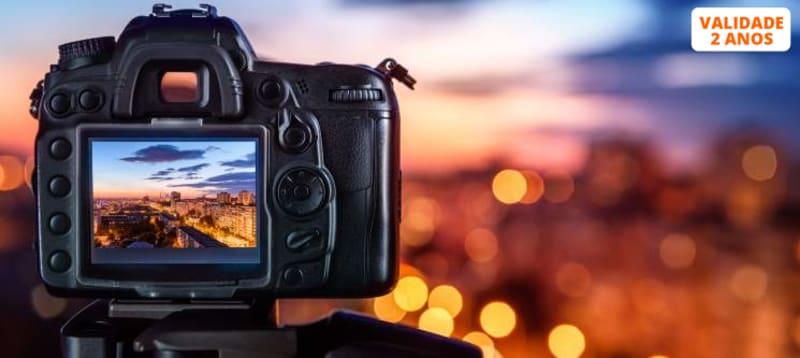 Workshop de Fotografia com Certificado | 6h - Luz do Deserto | Belém