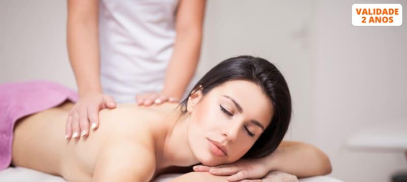 Paz & Relax: Massagem à Escolha | 30 Min. | Nature Body - Telheiras