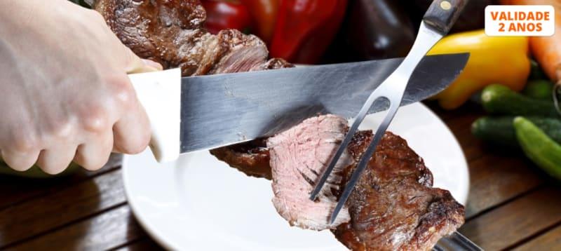 Sabor a Brasil! Rodízio de Carnes para Dois no Rodízio Gaúchos | Matosinhos