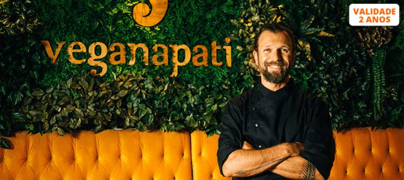 Experiência Vegana à La Carte a Dois | Veganapati - I Eat and Live Vegan!