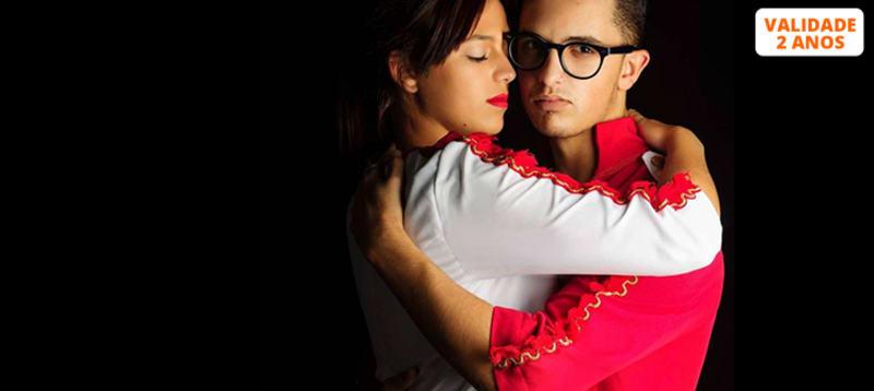 1 Mês de Aulas de Dança   Banga Dance It - Algés