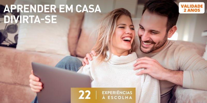Aprender Em Casa - Divirta-se | 22 Experiências à Escolha