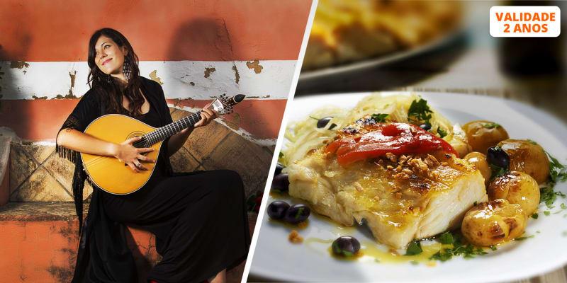 Jantar com Espectáculo de Fado no Largo do Carmo   Restaurante Lábios de Mosto - Lisboa