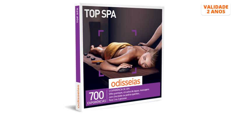 Top Spa | 700 Experiências