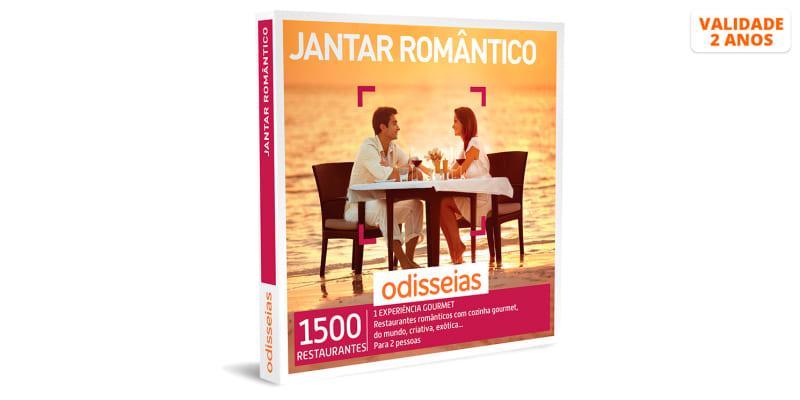 Jantar Romântico   1500 Experiências