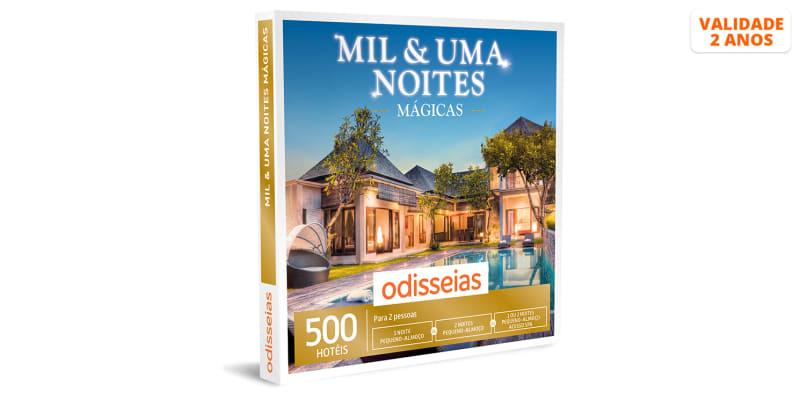 Mil & Uma Noites Mágicas | 500 Hotéis
