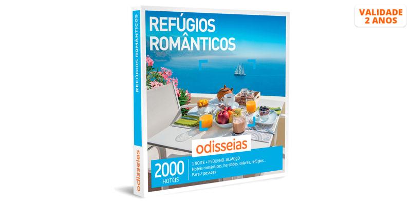 Refúgios Românticos | 2000 Hotéis