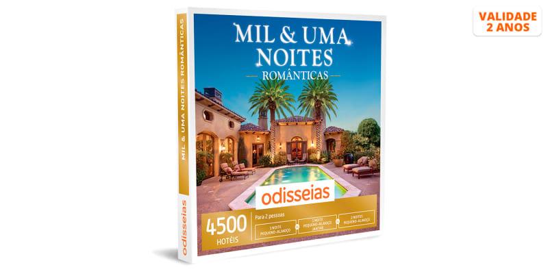 Mil & Uma Noites Românticas   4500 Hotéis