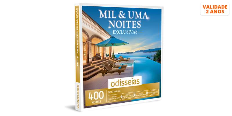 Mil & Uma Noites Exclusivas | 400 Hotéis