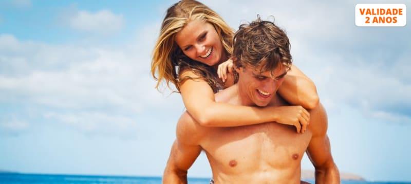 Depilação Total a Cera | Mulher ou Homem | Boavista