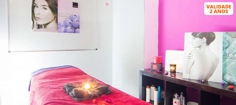 Massagem de Relaxamento a Dois e Ritual de Chá | Laranjeiras