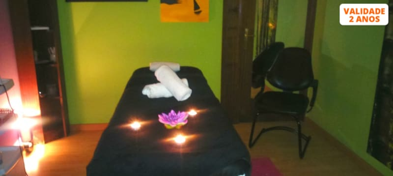 Sessão de Hidrosana Detox & Massagem Podal - Corpo Desintoxicado | Antas