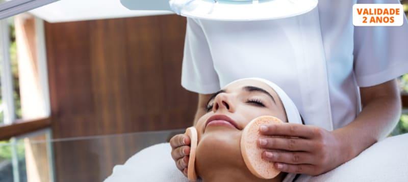 Spa Rosto Gernetic® c/ Peeling na CM Clínicas | Alvalade