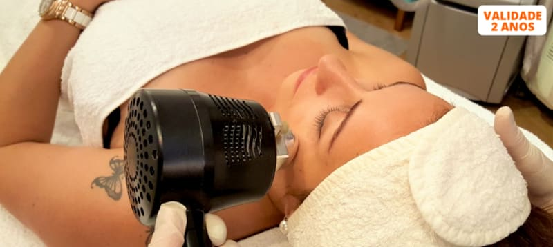 Lifting Facial CRYODERMIE® | Clínica Riviera - S. João Estoril