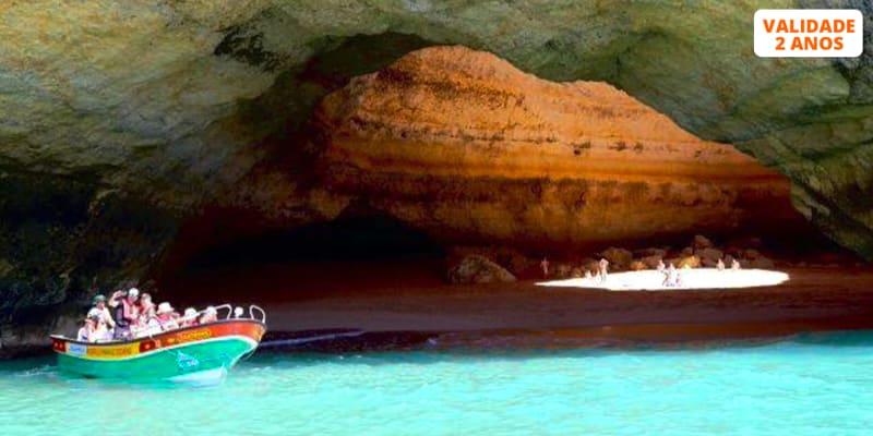 Passeio de Barco até às Grutas de Benagil, Lagos ou Silves | 2h | Allarade Portimão